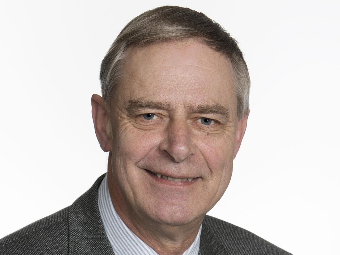 Formand Peter Eigenbroth